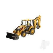 1:50 Cat 420F2 IT Backhoe Loader, Diecast Scale Construction Vehicle