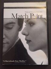 Match Point (DVD, 2006) ScarJo
