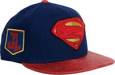 Superman Justice League New Era 950 Snapback Cap + Gift Box