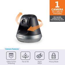 Samsung SNH-V6410PN Pan/Tilt HD 1080p Wi-Fi - Two-Way Talk Surveillance Camera
