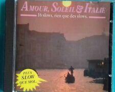Amor, Sol & Italia - Recopilación (CD) Ref 1051