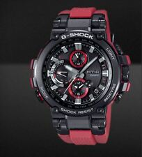 Casio MTGB1000B-1A4 G-Shock Watch Red Tough Solar 20 ATM Smart Access RRP$1399