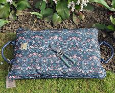 Briers Garden Kneeler Cushion in William Morris Strawberry Thief