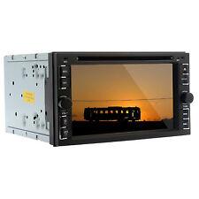 Universal Double 2 DIN  6.2''HD Car DVD Player Radio/SD/USB/Bluetooth/ IR/FM NEW