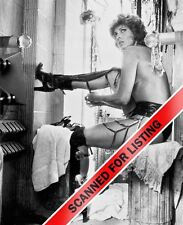 BLADE RUNNER Joanna Cassidy as Zhora Nude putting on boots B&W 8X10 PHOTO #7256