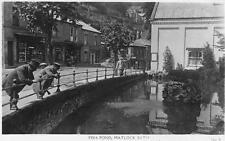 Fishpond Matlock Bath unused RP old pc