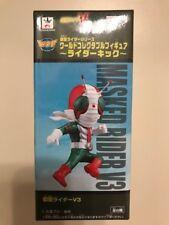 Banpresto WCF Masked Kamen Rider KICK V3 World Collectible Figure US NEW