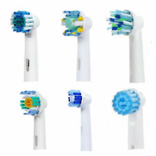 AU STOCK 10PC Replacement Toothbrush Head for Oral B White Clean Pro Health