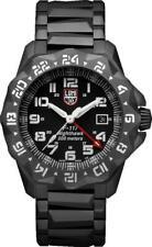 New Luminox F-117 NightHawk GMT Stainless Steel Black dial Men's Watch XA.6422