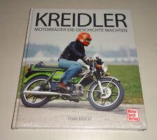 Kreidler - Florett, Mustang, Flory -  Mofas Mokicks Leichtkrafträder - Bildband!