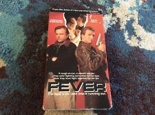 Fever VHS 1991 Action Armand Adsante Sam Neill Good Condition