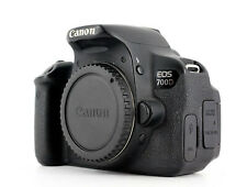 Canon EOS 700D 18MP DSLR Camera (Body Only)