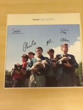 SIGNED-SHAME-LP-SONGS OF PRAISE-FULLY AUTOGRAPHED FRONT SLEEVE-M/UNPLAYED