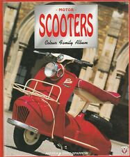 Motor Scooters,Peugeot,Piatti,Bitri,Gilera,IWL,Zundapp,Andrea & David Sparrow