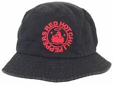 RED HOT CHILI PEPPERS ONE HOT MINUTE DUCK BLACK BUCKET HAT CAP OSFM NEW OFFICIAL