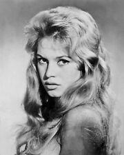 1956 Film Actress BRIGITTE BARDOT Glossy 8x10 Photo AND GOD CREATED WOMAN Poster