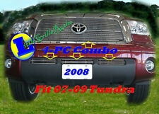 07 08 09 2008 Toyota Tundra  New Billet Grille Comb 4PC