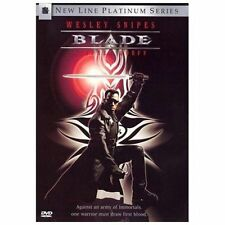 Blade (DVD, 1998, Platinum Edition) - 100% New & Sealed!