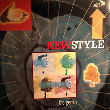 DISCO 33 GIRI  Newstyle – The Genius