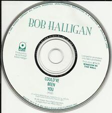 Ceili Rain BOB HALLIGAN Could've Been you RARE RADIO PROMO DJ CD Single 1991