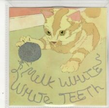 (DL316) Milk White White Teeth, Ingrid Won't Smile - 2010 DJ CD