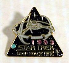Star Trek:DS9 Cast & Crew 1992-1993 Cloisonne Pin-Vintage (TRK-1992)