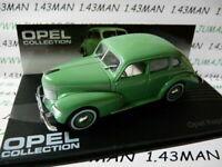 OPE28R voiture 1/43 IXO eagle moss OPEL collection : KAPITAN 38 1938/1940