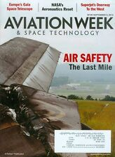 2013 Aviation Week & Space Technology Magazine: Air Safety/Gala Space Telescope
