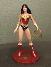 DC Direct Wonder Woman Series 1 Action Figure (2007) SIGNED BY TERRY...
