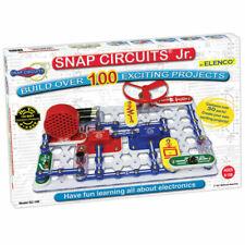 ELENCO Snap Circuits Jr.� 100 Experiments Electronics Discovery Kit