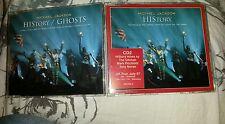 Michael Jackson History / Ghosts  2 RARE CD Single