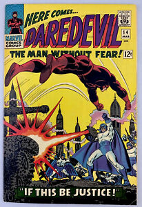 Daredevil #14 VF+8.5 OWPages