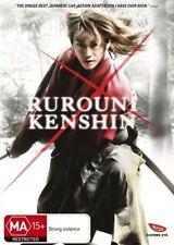 Rurouni Kenshin (DVD, 2013) - Region 4