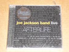 JOE JACKSON BAND - AFTERLIFE - CD SIGILLATO (SEALED)