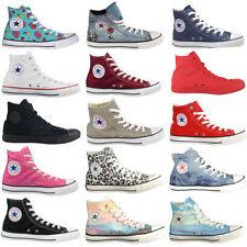 Zapatillas deportivas de mujer textiles Converse