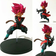 Dragon Ball Z Son Gokou Zeno 7th Anniversary Red Hair Young Ver Figure Figurine
