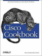 Cisco Cookbook by Ian J. Brown; Kevin Dooley
