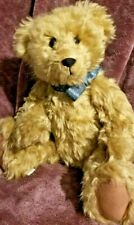 Betty Haskell fully jointed mohair bear 17 inches