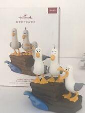 Hallmark Keepsake Mine! Mine! Mine! Disney Pixar Finding Nemo Birds Seagulls Mnb