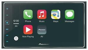 Pioneer SPH-DA120 Doppel-DIN MP3-Autoradio Touchscreen Bluetooth iPod CarPla USB