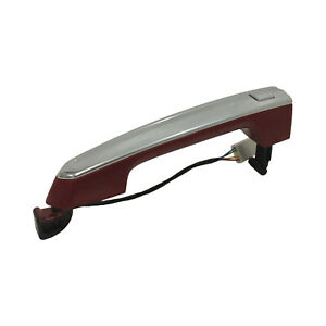13598619 Front Outside Door Handle Non-Lighted Red G7E 2015-19 ATS CTS XTS
