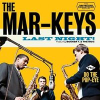 The Mar-Keys - Last Night / Do the Pop-Eye [New CD] Spain - Import