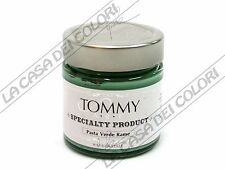 TOMMY ART - AUSILIARI LINEA SHABBY - PASTA VERDE RAME - 200 ml