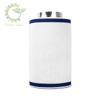 """HYDROPONICS CARBON FILTERS FOR EXTRACTOR FANS TENTS GROW ROOMS 4"""" 5"""" 6"""" 8"""" GG"""