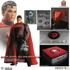MEZCO PREVIEWS EXCLUSIVE PX SUPERMAN RED SON JUSTICE LEAGUE ONE:12 COLLECTIVE