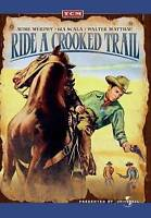Ride a Crooked Trail DVD Audie Murphy Gia Scala Walter Matthau