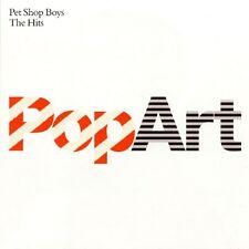 Pet Shop Boys - Pop Art: Pet Shop Boys - The Hits [CD]