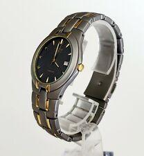 Men's Vintage 1990 TITANIUM Watch CITIZEN 2510-S93592