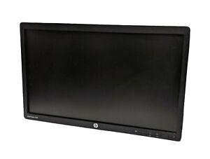 """HP EliteDisplay E201 20 """" Pouce 1600x900 LED Affichage Écran Moniteur + Câbles"""