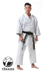 Tokaido Karate Tsunami JKA Kata Gi, 12oz American Cut Uniform